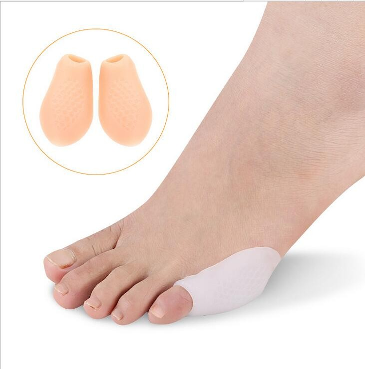 Feet Care Toe Separating Gel bunion corrector Hallux Valgus straightener Bunion Protector