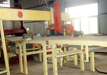Automatic edge triming saw for plywood /cutting edge saw