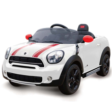 2017 Newest mini Countryman licensed baby car electric kids cars 12v
