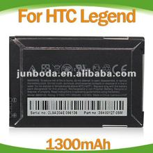 wholesale!!cell phone Battery For HTC legend g6