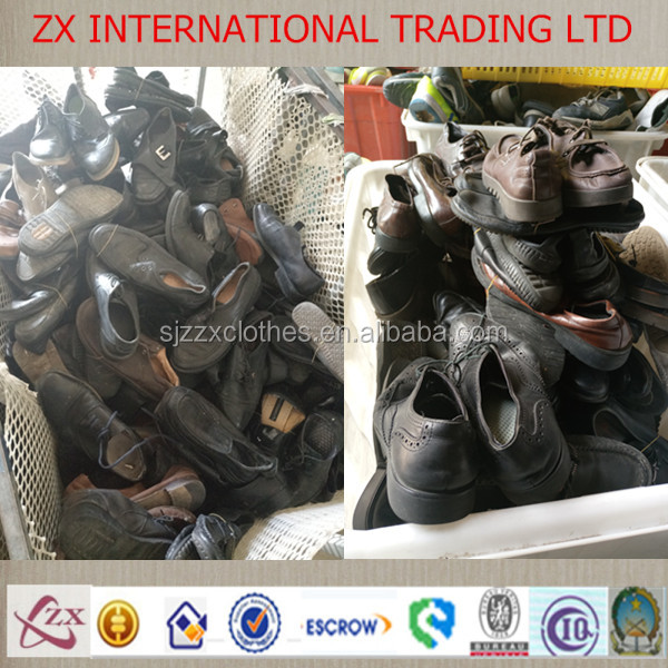 Factory in China export high quality second hand clothes shoes and bags second hand used clothing and shoes