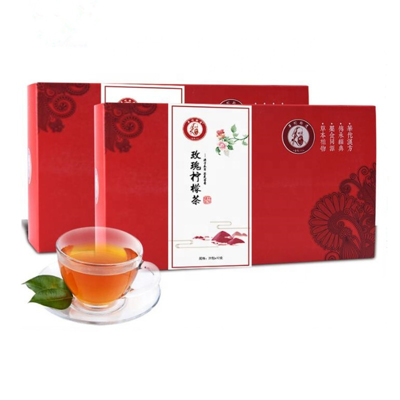 health Jasmine chrysanthemum combined herbal tea Mixed beauty slimming tea