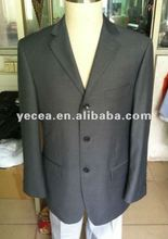HOT selled top quality male business suit (OEM)