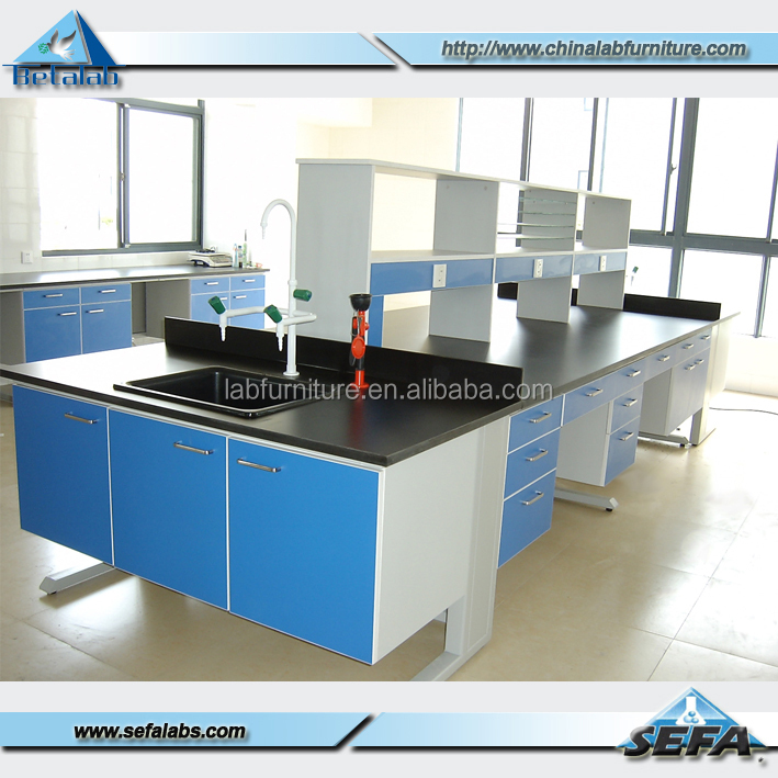 Used Dental Lab Work Table Chinese Laboratory Furniture Manufacturer