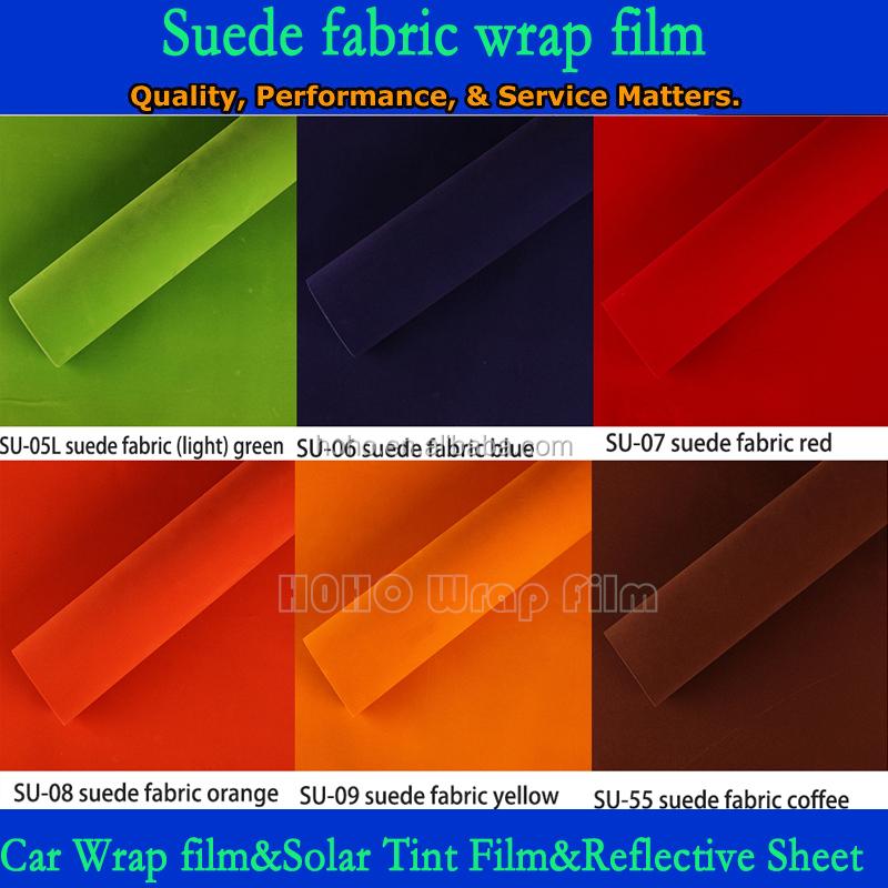 new coming best velvet suede fabric car wrap synthetic suede fabric buy suede fabric film. Black Bedroom Furniture Sets. Home Design Ideas