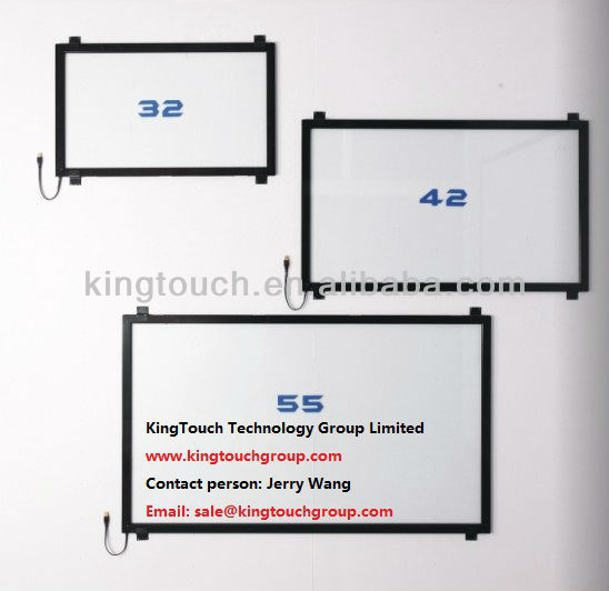 "USB Infrared Touch Screen 17"" to 185"""