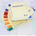 School/Office Supplier Glued Bound Notebook For Students/Custom Paper Notebook