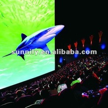 4D 5D 6D dynamic theater system equipments
