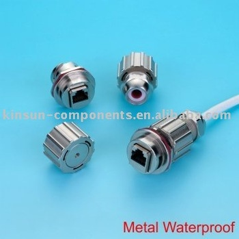 Kinsun Metal Waterproof Connector