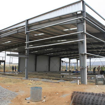 Eco Steel Structure warehouse workshop shed