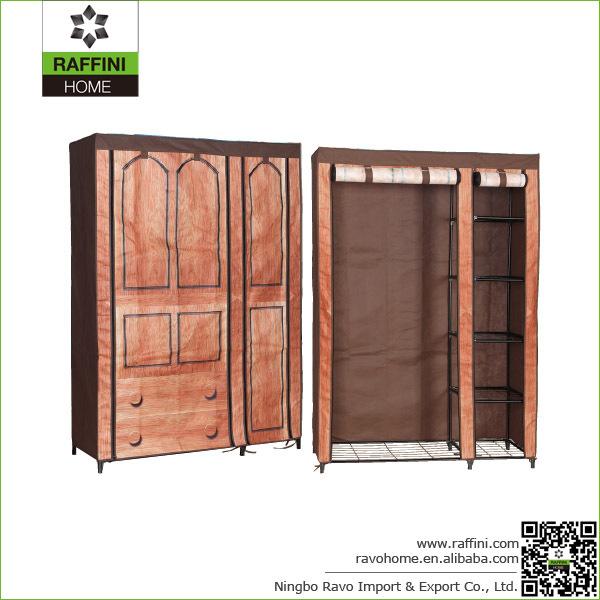 Made In China Wardrobe Bedroom Wardrobes Folding Wardrobe