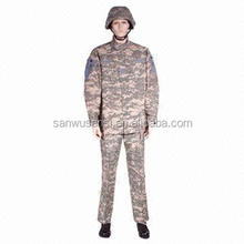 Digital Camouflage Military Uniform