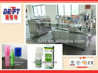 Good quality spray can filling capping machine line