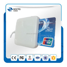 ACS USB Contact IC Chip and rfid Card Reader/Writer With free SDK for payment-- ACR38U-I1, pos system