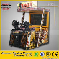 Top sale !shooting games racing simulator adult arcade machines for sale