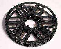 FRT carbon fiber factory can make OEM carbon fiber parts for rc quadcopter/CNC cutting service