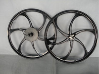 2015 Newest 2 Wheels Powered Magnesium Alloy Electric Uni-wheel For 26 Inch Electric Motor Wheel Rims