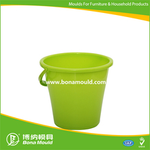 7.7L Plastic water bucket mould ready mould
