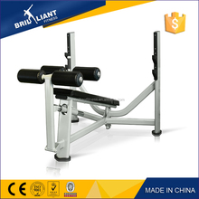 Quality strength fitness OlympicDecline Bench /GYM commercial fitness