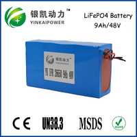 top 10 battery manufacturers lifepo4 48V10Ah battery pack