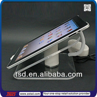 TSD-A676 best quality anti-theft alarm devices acrylic ipad display stand