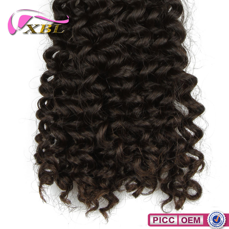 Machine Made Weft Real Brazilian Hair Brizilian Virgin Hair Bundles