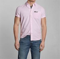 Factory direct sale novel design gents fashion shirts from China