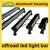12v-24v aluminum housing straight offroad led light bars