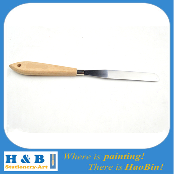 stainless steel painting palette knife