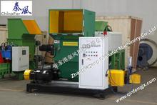 Hottest EPS hot styrofoam densifier with CE, waste Polystyrene Foam Box Scrap Recycling Machine