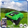 Cordless Robotic Grass Cutter With Pressure