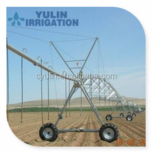 Dalian Agriculture Irrigation Sprinkler Equipment/Farm Center Pivot Irrigation System/lawn Irrigation Machine for Sale