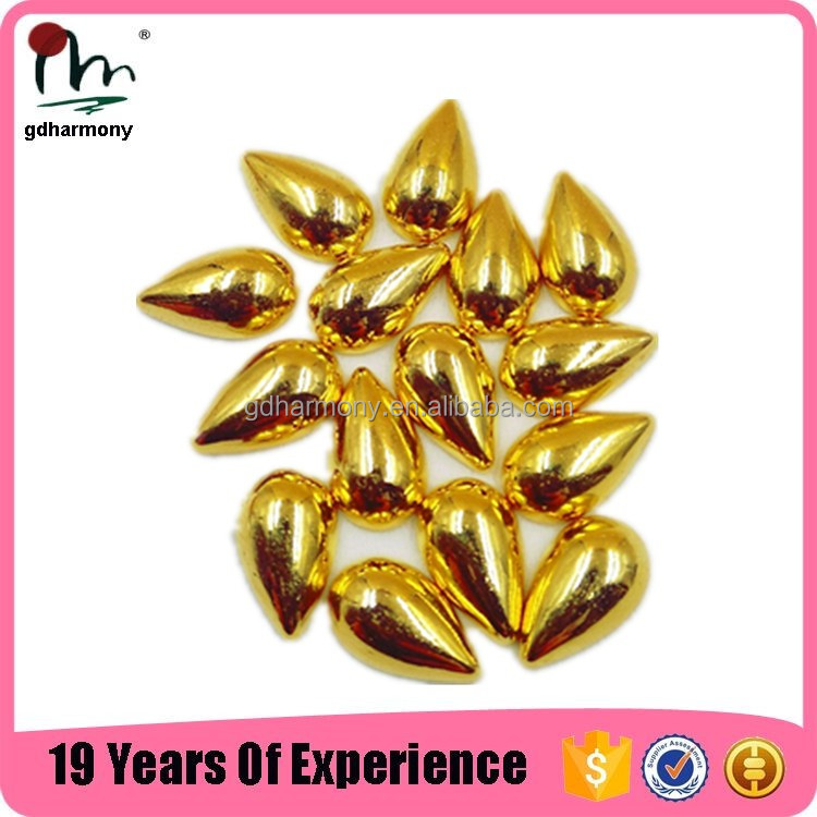 Water droplets Pendant with Ornaments ABS plastic product Scattered beads wholesale