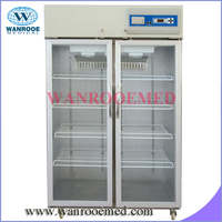 100bags 4 Centigrade Blood Bank Refrigerator