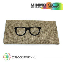 fresh looking eye glass bag, packaging box, eyeglasses frame container