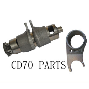 Good quality Pakistan CD70 70cc Motorcycle Engine Parts