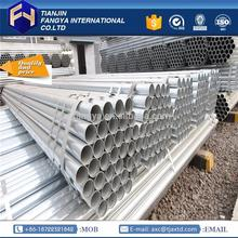 GI Pipes ! 1/2 inch to 48 inch carbon steel seamless tube sch 80 galvanized pipe made in China