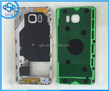 China wholesale manufactures housing cover for Galaxy Note 5