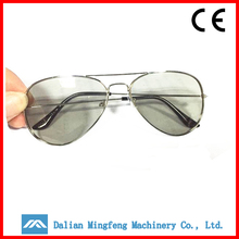 2015 cheap steel frame circular polarized 3d glasses factory