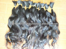 genesis affordable virgin Brazilian / indian bulk hair