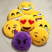 Hot Sale For Promotional emoji plush stuffed toy