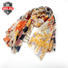 Winter New Design Hot selling Multi Colors Thick Women Printed Neckerchief Square Tartan Fashionable Scarf
