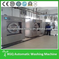 Washer, Dryer, Ironer, Folder, etc., Hotel Linen Laundry Equipment