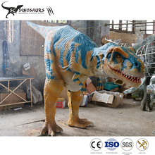 Scdino-563 Handmade Robotic Dinosaur Hidden Legs Walking Dinosaur Costume for Dinosaur World