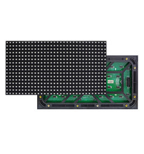 Wholesale Price 10mm pixel p10 led 16x32 <strong>RGB</strong> 3in1 Tri Color smd nationstar exterior Led Display Module