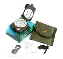 New Compass Mountaineering Outdoor Camping Equipment Compass illumination Compass