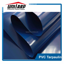 knife coated heavy duty PVC tarpaulin fabric roll
