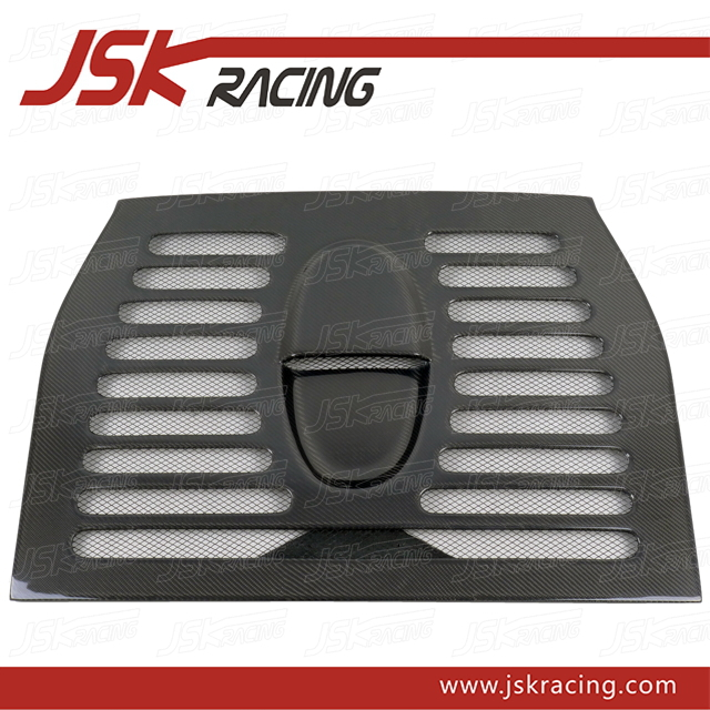 1991-1995 MR2 SW20 F55 CARBON FIBER ENGINE COVER FOR TOYO