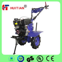 New Handle Low Price HT950D 6HP 2WD Wheel Rotavator