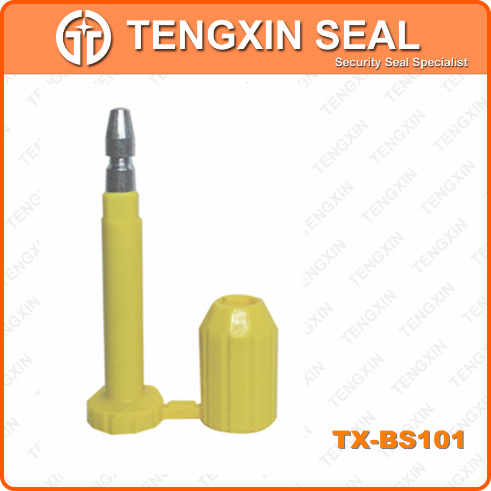 TX-BS101 Concrete waterproof material bolt container seal trailer door seal